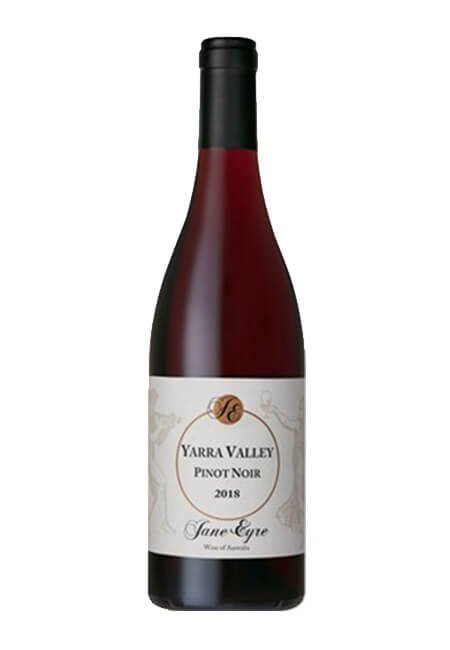 2018 Jane Eyre Yarra Valley Pinot Noir